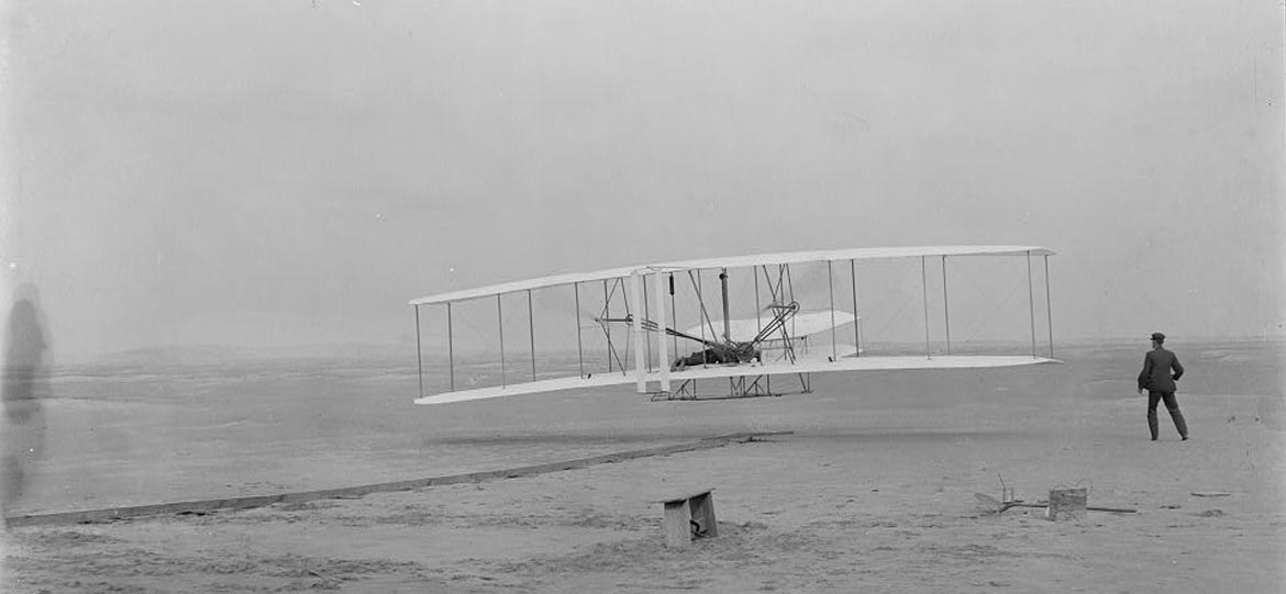 Wright Brothers Background Wright Brothers' First Flight